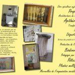 déplant de la maison de l'abeille, verso