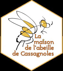 Logo La Maison de l'abeille de Cassagnoles