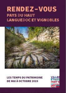 Rendez vous Pays Haut Languedoc et Vignobles